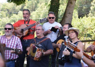 La Ronda de Boltaña en Casa Campacruz, en Puyarruego