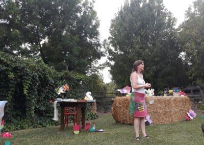 Cuentacuentos de Sandra Araguás