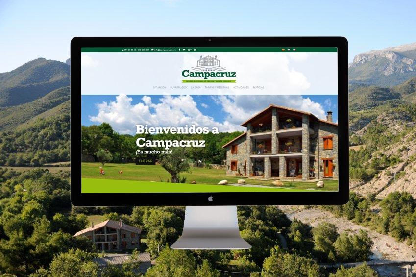 Inauguramos nueva página web de Campacruz