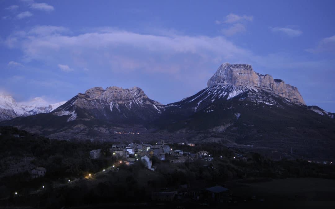 Anochece en Puyarruego