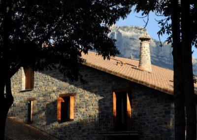 Exteriores Casa Rural Campacruz